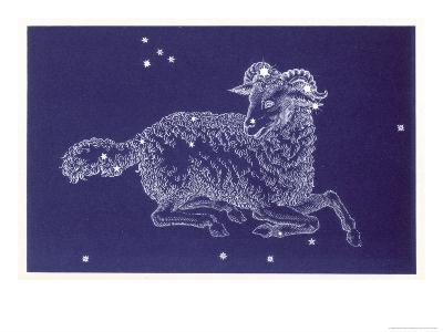 Aries-Roberta Norton-Giclee Print