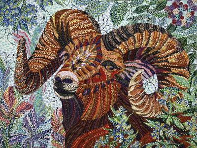 Aries-Erika Pochybova-Giclee Print
