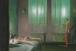Am Ende der Ungeduld, 2006 by Aris Kalaizis