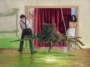 Das Ritual, 2008 by Aris Kalaizis