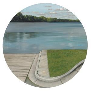 Olentangy River I, 2005 by Aris Kalaizis