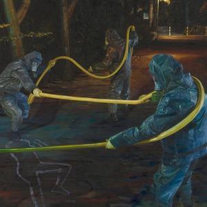Pentagrass, 2006 by Aris Kalaizis