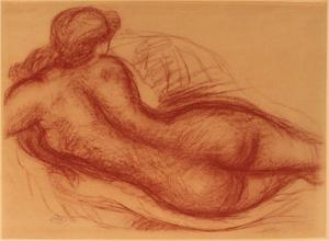 Nude by Aristide Maillol
