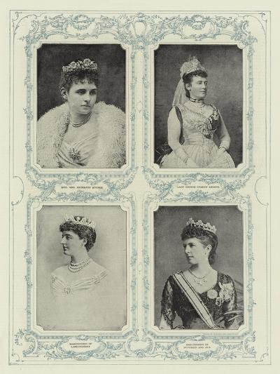 Aristocracy--Giclee Print