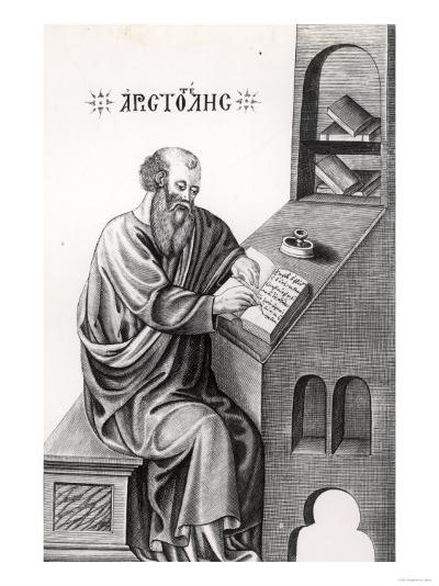 Aristotle--Giclee Print