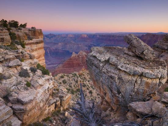 Arizona, Grand Canyon, from Lipan Point, USA-Alan Copson-Photographic Print