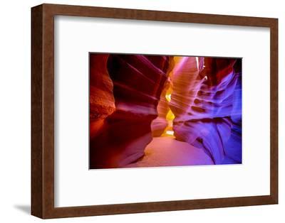 Arizona, Page, Upper Antelope Slot Canyon-Jaynes Gallery-Framed Photographic Print