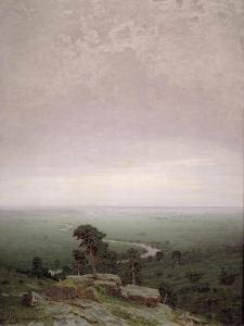 The North, 1879 by Arkhip Ivanovich Kuindzhi