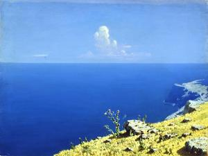 The Sea at the Crimea, C1860-1900 by Arkhip Ivanovich Kuindzhi