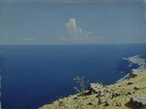 The Sea Iat the Crimea by Arkhip Ivanovich Kuindzhi