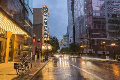 Arlene Schnitzer Concert Hall in Downtown Portland, Oregon-Chuck Haney-Photographic Print