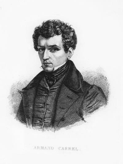 Armand Carrel--Giclee Print