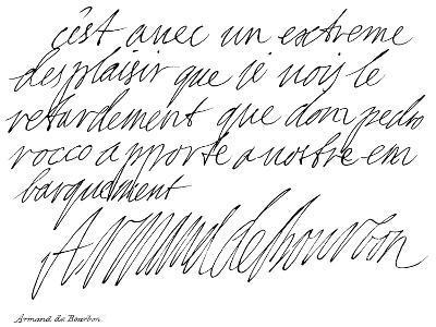Armand De Bourbon--Giclee Print
