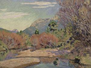 Le Trayas by Armand Guillaumin