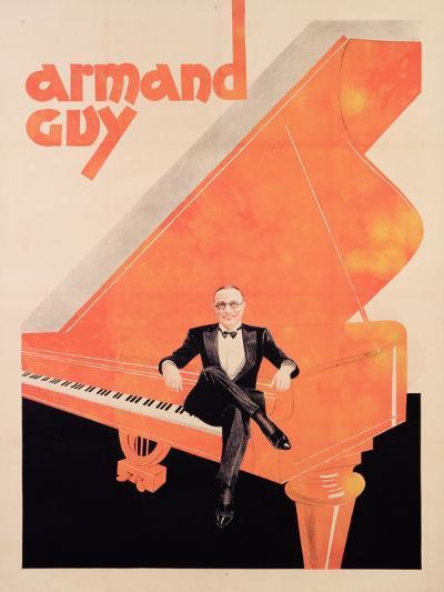 Armand Guy, C.1930--Giclee Print