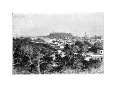 Aleppo, Syria, 1895