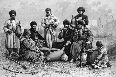 Georgian Men, 1895
