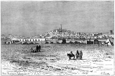 View of Ghardaia, Algeria, C1890