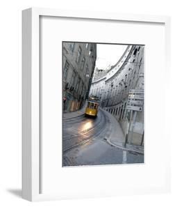 Apn Lisbon Streetcar by Armando Franca