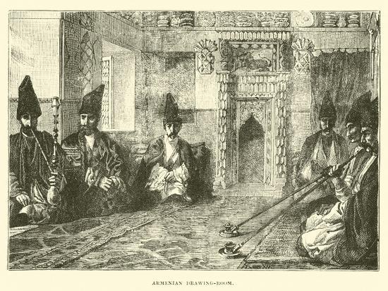Armenian Drawing-Room--Giclee Print