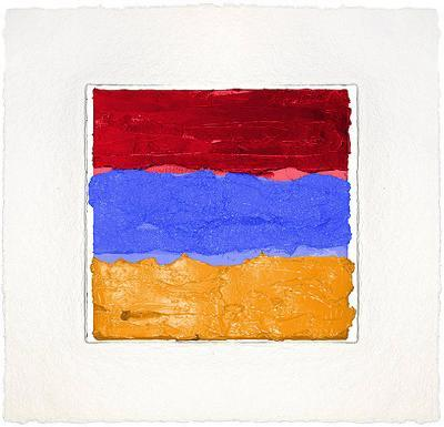 Armenien-Bernd Schwarzer-Limited Edition