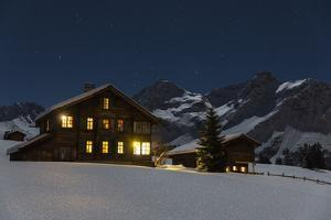 Christmassy Mood at Arosa by Armin Mathis
