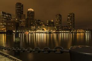 View at the Skyline of South Boston by Armin Mathis