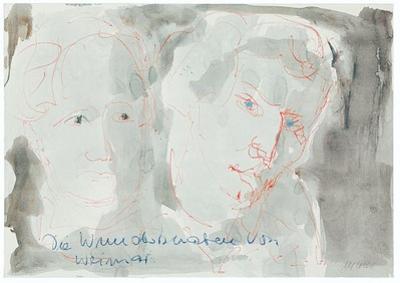 Wunderknaben Goethe + Schiller