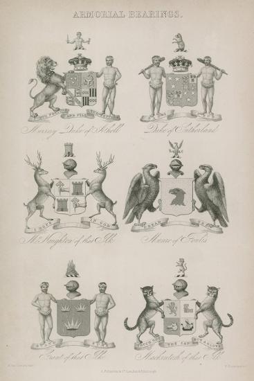 Armorial Bearings--Giclee Print