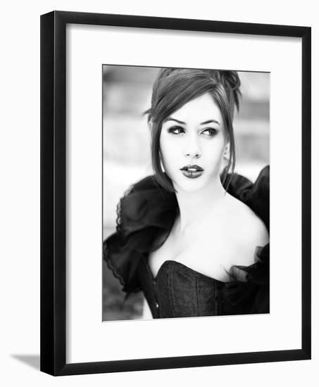 Arms of the Angels-Andreea Retinschi-Framed Photographic Print