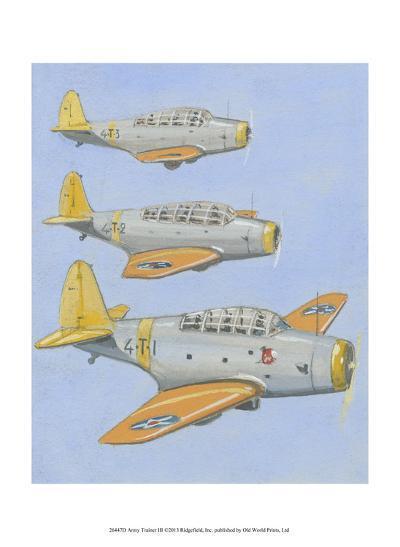 Army Trainer III--Art Print