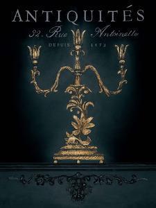 Antiquites by Arnie Fisk