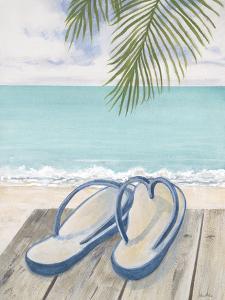 Beach Comfort by Arnie Fisk