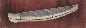 Birchbark Canoe by Arnie Fisk