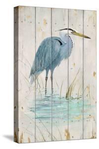 Blue Heron by Arnie Fisk