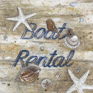 Boat Rental by Arnie Fisk