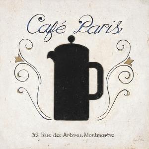 Café Paris Coffee by Arnie Fisk