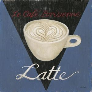 Café Parisienne Latte by Arnie Fisk