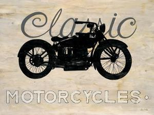 Classic Motorcycle by Arnie Fisk