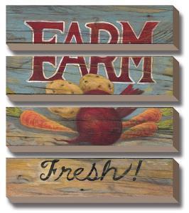 Farm Fresh I by Arnie Fisk