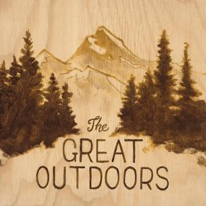 Great Outdoors by Arnie Fisk