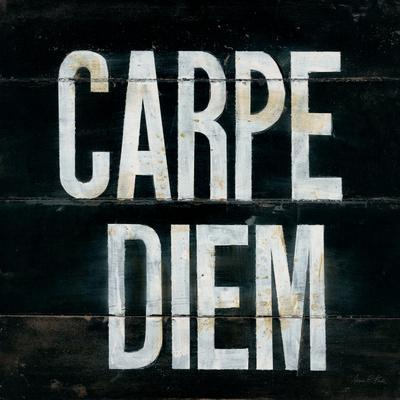 Industrail Chic Carpe Diem