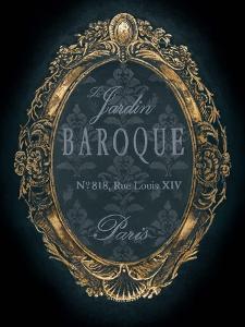 Le Jardin Baroque by Arnie Fisk