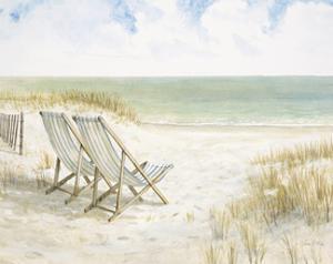 Sand Dunes and Sunshine by Arnie Fisk