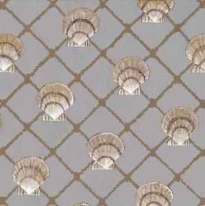 Scallop Shell Net by Arnie Fisk