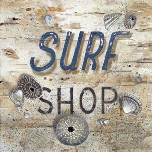 Surf Shop by Arnie Fisk
