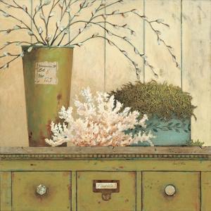 Vintage Garden 1 by Arnie Fisk