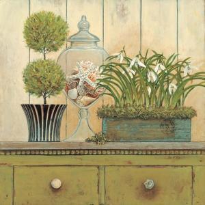 Vintage Garden 3 by Arnie Fisk
