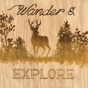 Wander and Explore by Arnie Fisk