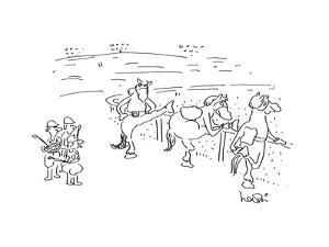 Cartoon by Arnie Levin